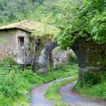 Portal and Home, Los Herrerías, Spain, Camino de Santiago